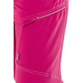 Meru Hawea Technical Pants Women Cerise/Grey